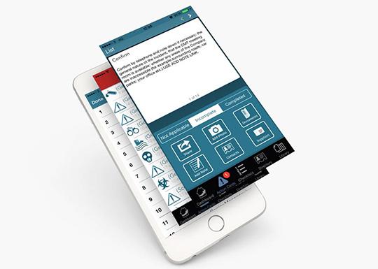 ICR Mobile App