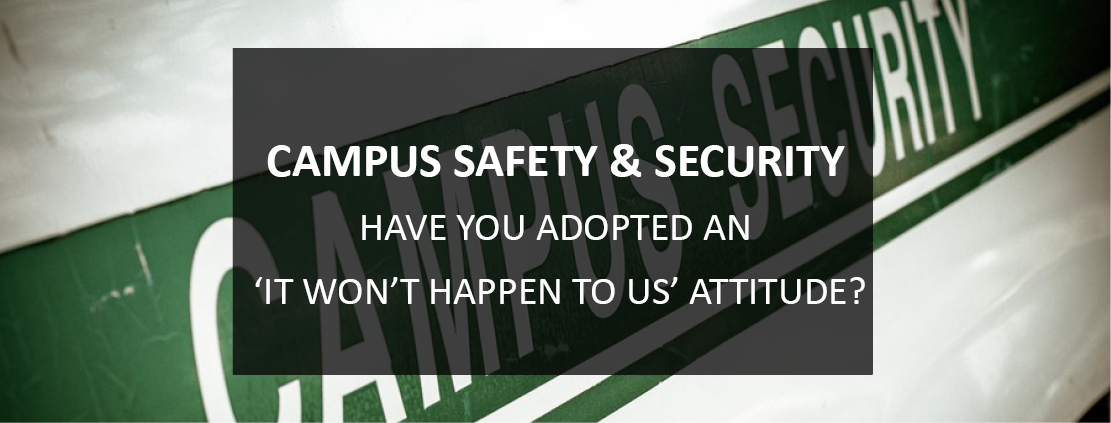 security and safety of your students